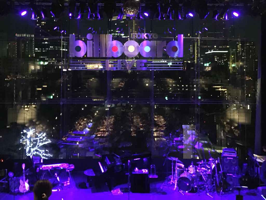 billboard live tokyo thumb - 老舗ライブハウスといえば。